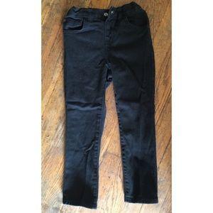 Children's place black jeans